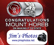 Mt Horeb At State Basketball